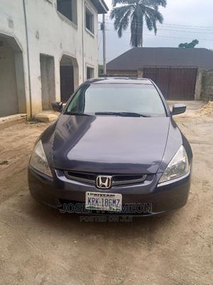 Honda Accord 2005 2.4 Type S Automatic Black | Cars for sale in Rivers State, Port-Harcourt