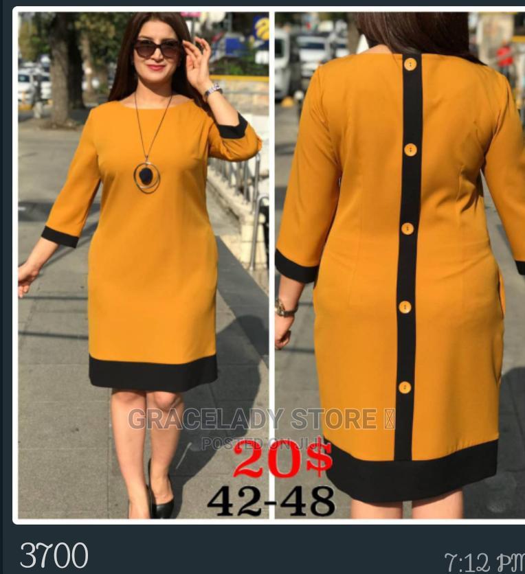 Archive: Simple Mini Dress