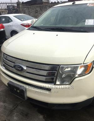 Ford Edge 2007 SE 4dr AWD (3.5L 6cyl 6A) White | Cars for sale in Lagos State, Ojo