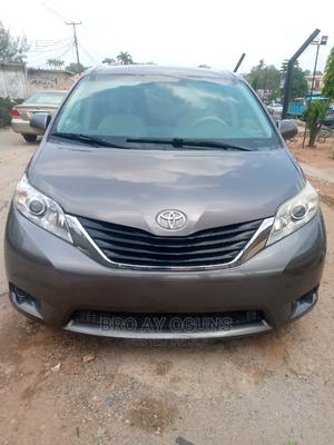 Toyota Sienna 2012 LE 7 Passenger Gray | Cars for sale in Oyo State, Ibadan