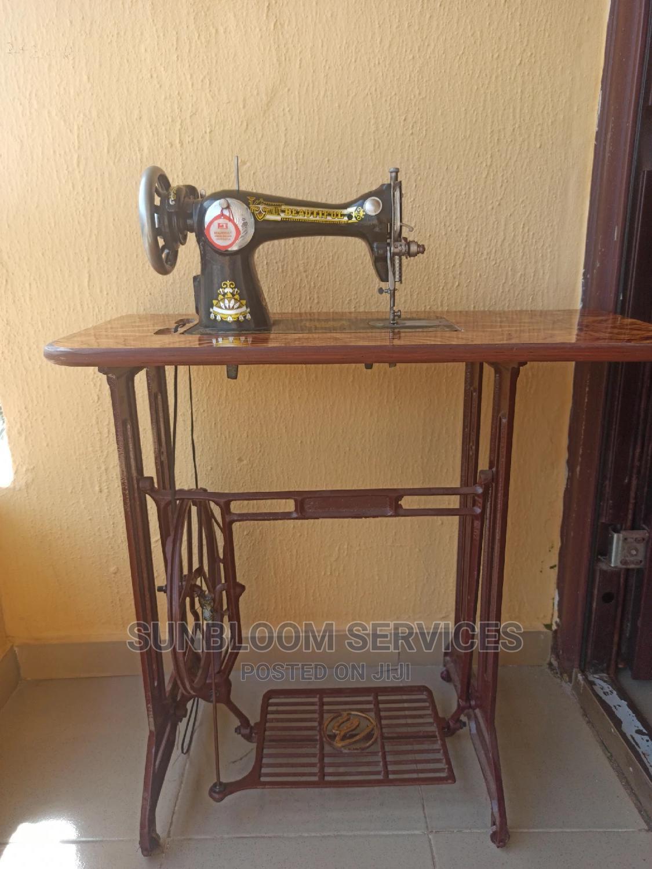 Manual Sewing Machine (Black Head)