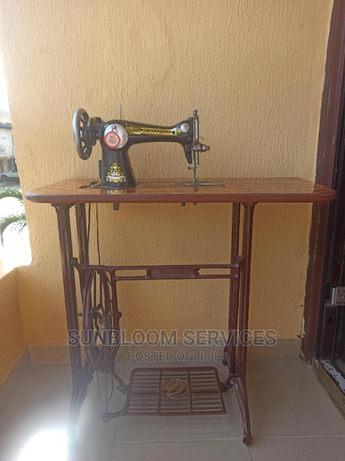 Manual Sewing Machine (Black Head) | Home Appliances for sale in Ajah, Lagos State, Nigeria