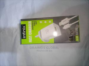 Original Infinix Fast Charger | Accessories for Mobile Phones & Tablets for sale in Lagos State, Ojo