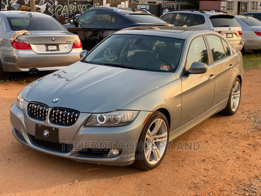 BMW 325i 2010 Green   Cars for sale in Central Business Dis, Abuja (FCT) State, Nigeria