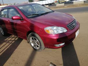 Toyota Corolla 2004 LE Red | Cars for sale in Lagos State, Ikeja