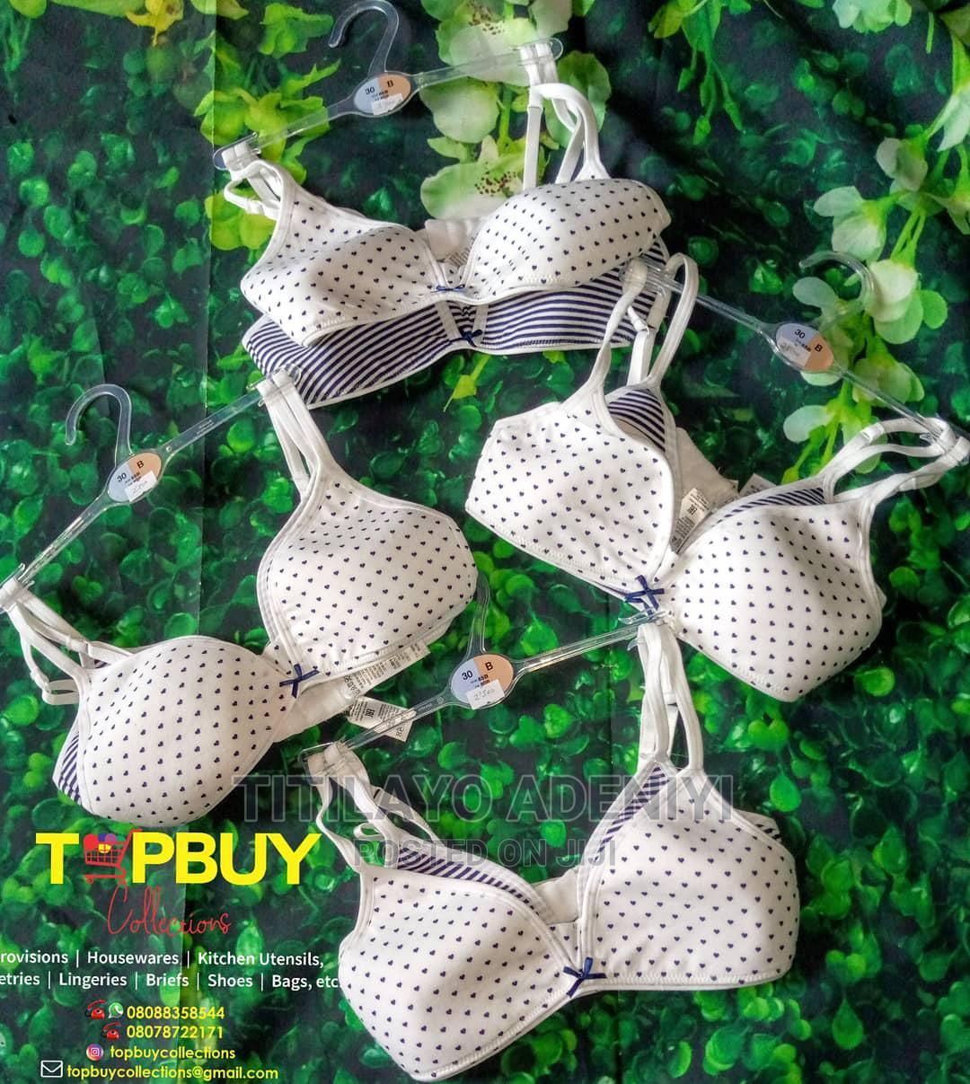 Archive: 2piece M S Girls Underwear Bras