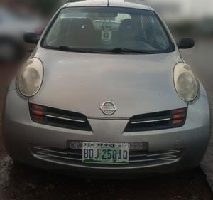 Nissan Micra 2003 Gray | Cars for sale in Oyo State, Ibadan