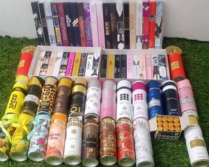 200ml Body Spray, 35ml Pocket Perfume, 3ml Perfume Oil   Fragrance for sale in Edo State, Benin City
