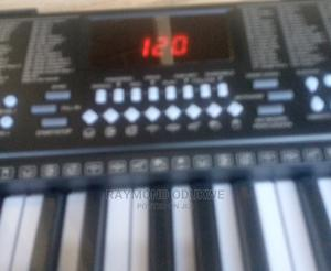 Portable Teaching Type Piano Keyboard With Stand | Audio & Music Equipment for sale in Lagos State, Ojo