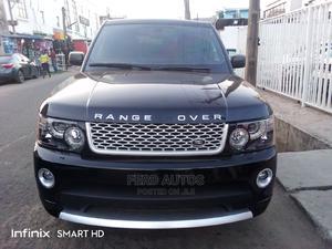 Land Rover Range Rover Sport 2008 4.2 V8 SC Black | Cars for sale in Lagos State, Ikeja