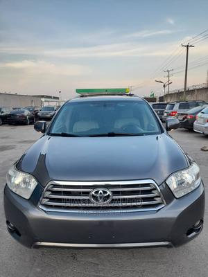 Toyota Highlander 2008 Limited Gray | Cars for sale in Lagos State, Gbagada