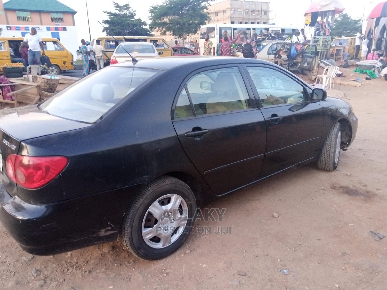 Toyota Corolla 2008 1.8 LE Blue   Cars for sale in Ikorodu, Lagos State, Nigeria