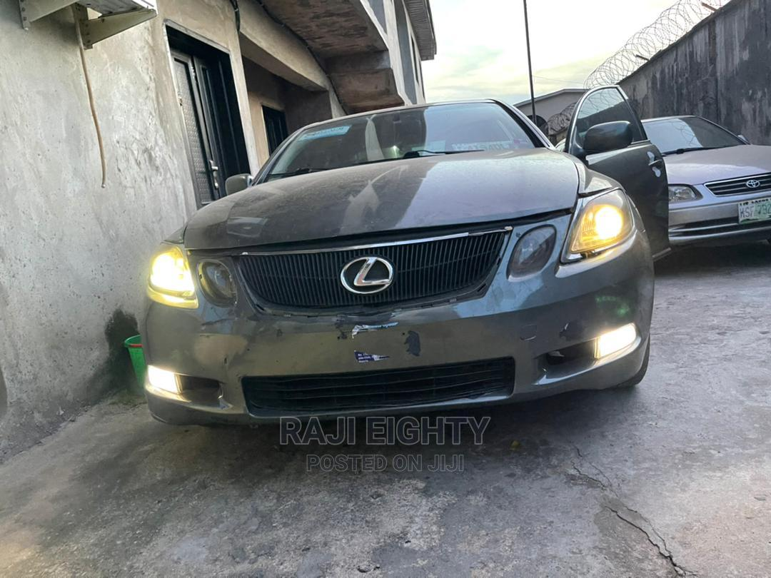 Archive: Lexus GS 2006 300 AWD Green