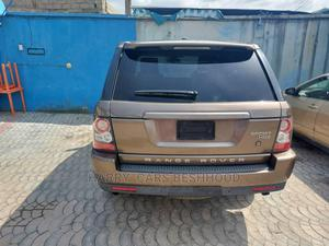 Land Rover Range Rover Sport 2010 HSE 4x4 (5.0L 8cyl 6A) Brown   Cars for sale in Lagos State, Ajah