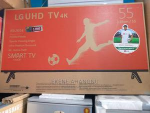 LG Tv 55 Inches | TV & DVD Equipment for sale in Delta State, Warri