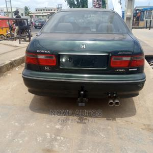 Honda Accord 2004 Coupe EX Green | Cars for sale in Lagos State, Alimosho