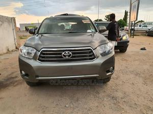 Toyota Highlander 2009 Limited Gray   Cars for sale in Osun State, Osogbo