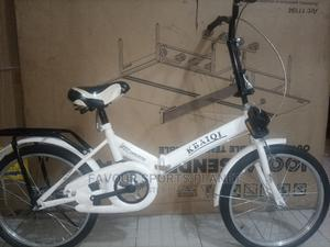Brand New Foldable Size 22 Bicycle | Sports Equipment for sale in Rivers State, Port-Harcourt