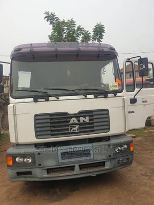 MAN Truck LPG Gas Truck   Trucks & Trailers for sale in Lagos State, Amuwo-Odofin