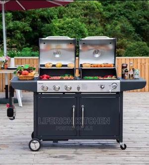 4 Burner BBQ | Restaurant & Catering Equipment for sale in Lagos State, Ikoyi
