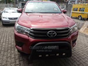 Toyota Hilux 2017 Red   Cars for sale in Lagos State, Alimosho