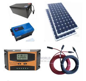 1.5kva 12V Pure Sine Wave Inverter+Solar System | Solar Energy for sale in Lagos State, Lekki