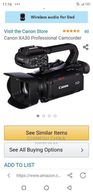 Canon XA30 Pro HD   Photo & Video Cameras for sale in Anambra State, Awka