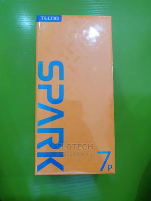 New Tecno Spark 7P 64 GB Blue | Mobile Phones for sale in Ekiti State, Ado Ekiti