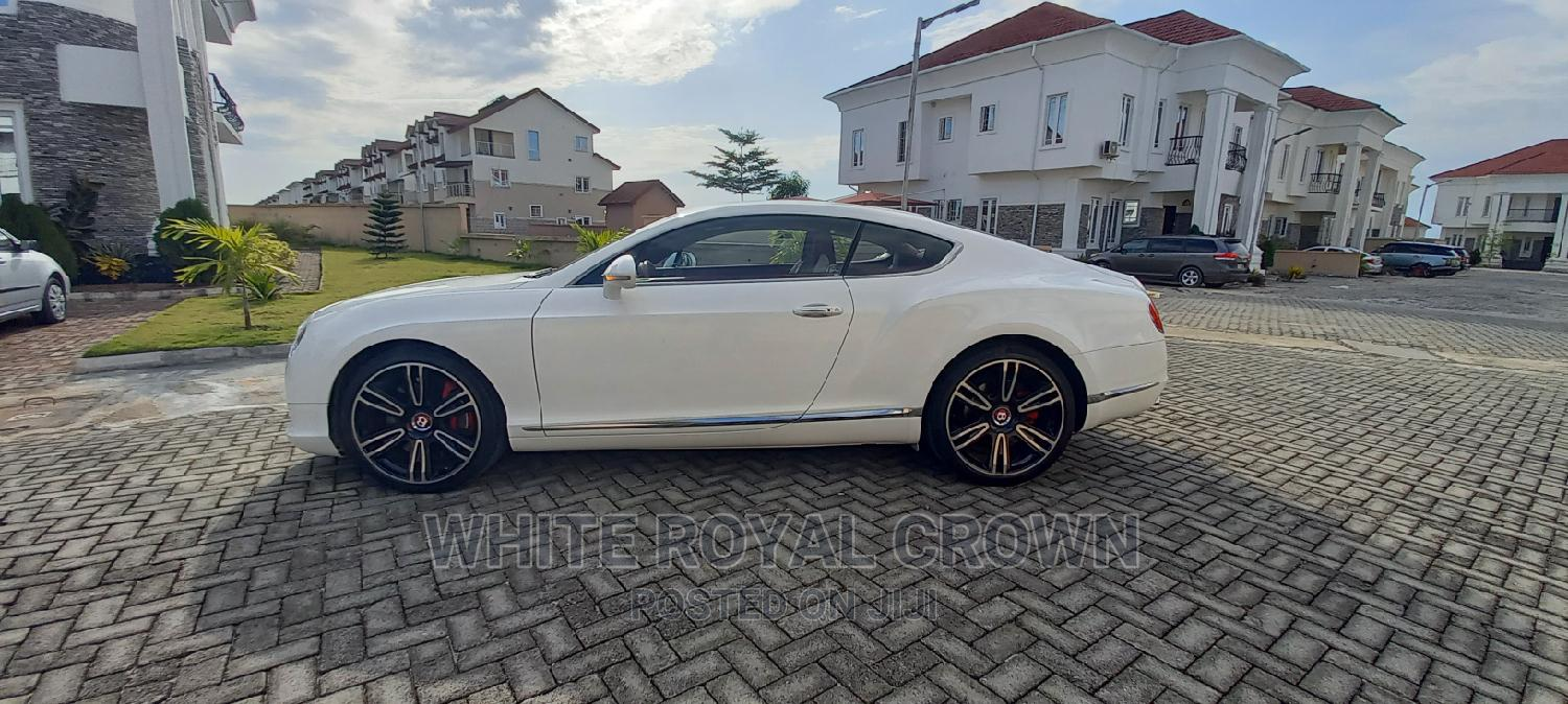 Bentley Continental 2014 White   Cars for sale in Lekki, Lagos State, Nigeria