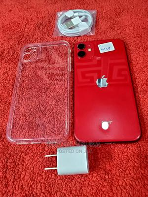 Apple iPhone 11 64 GB Red   Mobile Phones for sale in Anambra State, Awka