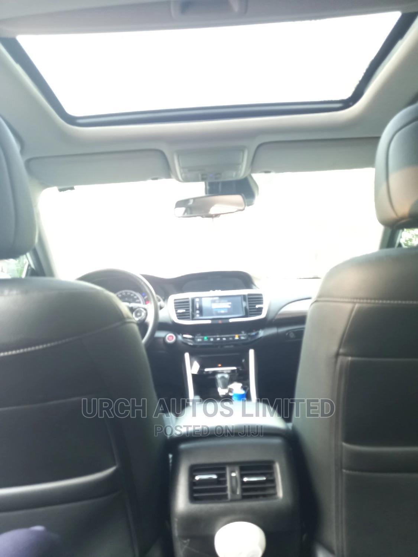 Honda Accord 2016 White | Cars for sale in Jabi, Abuja (FCT) State, Nigeria