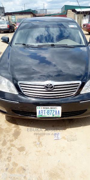 Toyota Camry 2007 Black | Cars for sale in Akwa Ibom State, Uyo