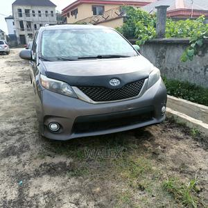 Toyota Sienna 2012 SE 8 Passenger Gray | Cars for sale in Lagos State, Ajah