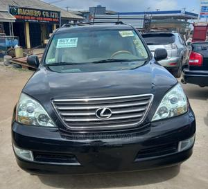 Lexus GX 2005 470 Sport Utility Blue   Cars for sale in Lagos State, Ikotun/Igando
