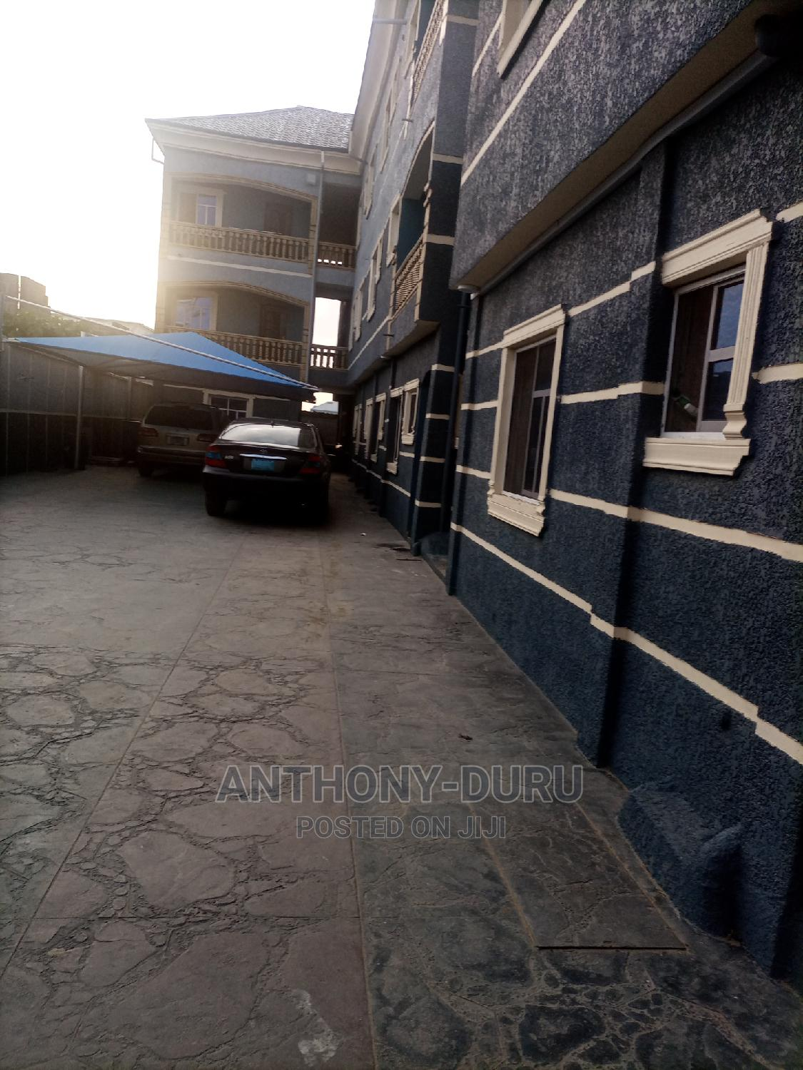 Furnished 1bdrm Apartment in Oko Afo for Rent
