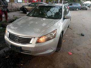 Honda Accord 2008 2.4 EX Silver | Cars for sale in Lagos State, Amuwo-Odofin