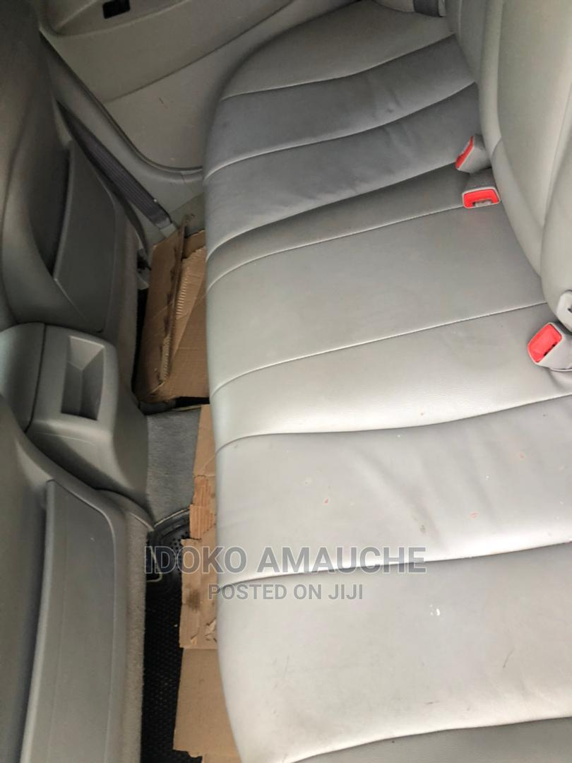 Archive: Toyota Camry 2008 Gray