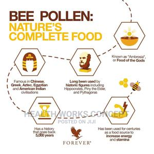Bee Pollen; Rich In Anti Oxidants And Vitamin B Complex   Vitamins & Supplements for sale in Lagos State, Magodo