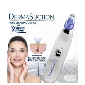 Derma Suction Pore Pimples Cleaner Black,Whitehead Remover   Tools & Accessories for sale in Lagos State, Shomolu