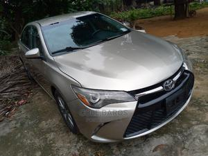 Toyota Camry 2016 Gold | Cars for sale in Rivers State, Port-Harcourt