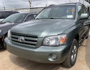 Toyota Highlander 2007 Green | Cars for sale in Lagos State, Ikeja