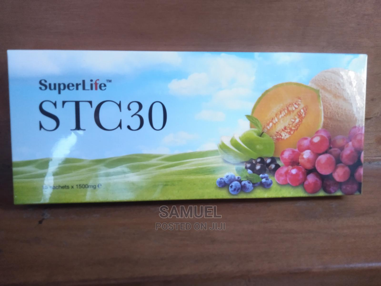 STC30 Superlife Total Care Stem Cell Therapy