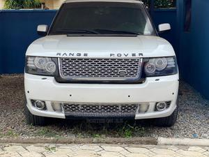 Land Rover Range Rover Vogue 2010 White | Cars for sale in Abuja (FCT) State, Central Business Dis