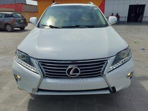 Lexus RX 2012 350 AWD White   Cars for sale in Lagos State, Ajah