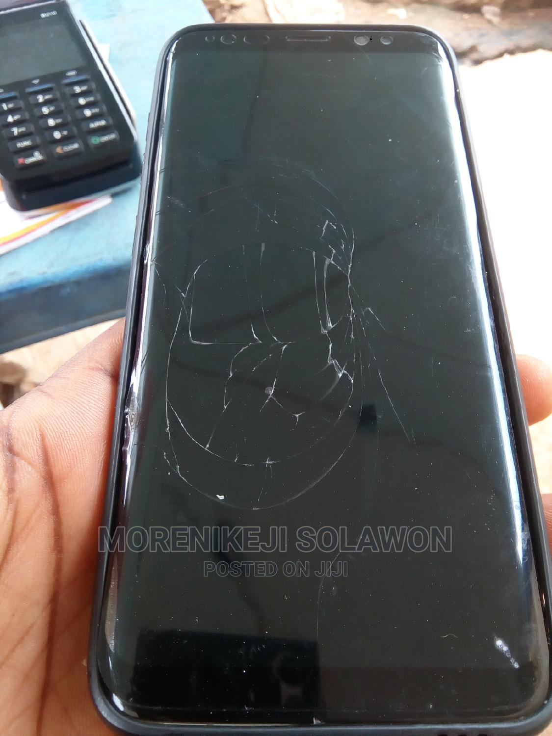 Samsung Galaxy S8 64 GB Gray   Mobile Phones for sale in Apo District, Abuja (FCT) State, Nigeria