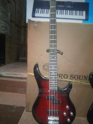 Professional Bass Guitar 5strings,24flets 4nobs | Musical Instruments & Gear for sale in Lagos State, Amuwo-Odofin