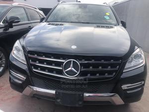 Mercedes-Benz M Class 2012 ML 350 4Matic Black   Cars for sale in Lagos State, Amuwo-Odofin
