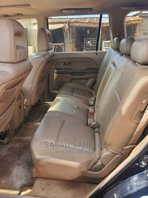 New Honda Pilot 2005 EX-L 4x4 (3.5L 6cyl 5A) Black | Cars for sale in Lagos State, Abule Egba