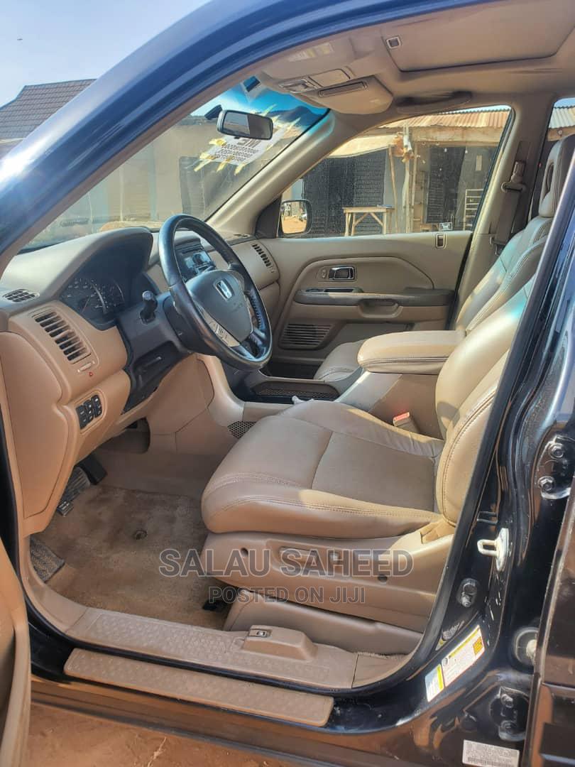 New Honda Pilot 2005 EX-L 4x4 (3.5L 6cyl 5A) Black   Cars for sale in Abule Egba, Lagos State, Nigeria