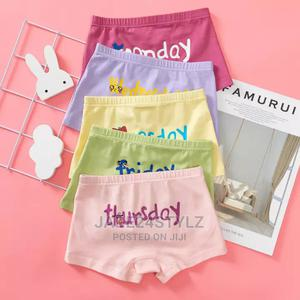 Days of the Week Underwear for Girls | Children's Clothing for sale in Lagos State, Surulere
